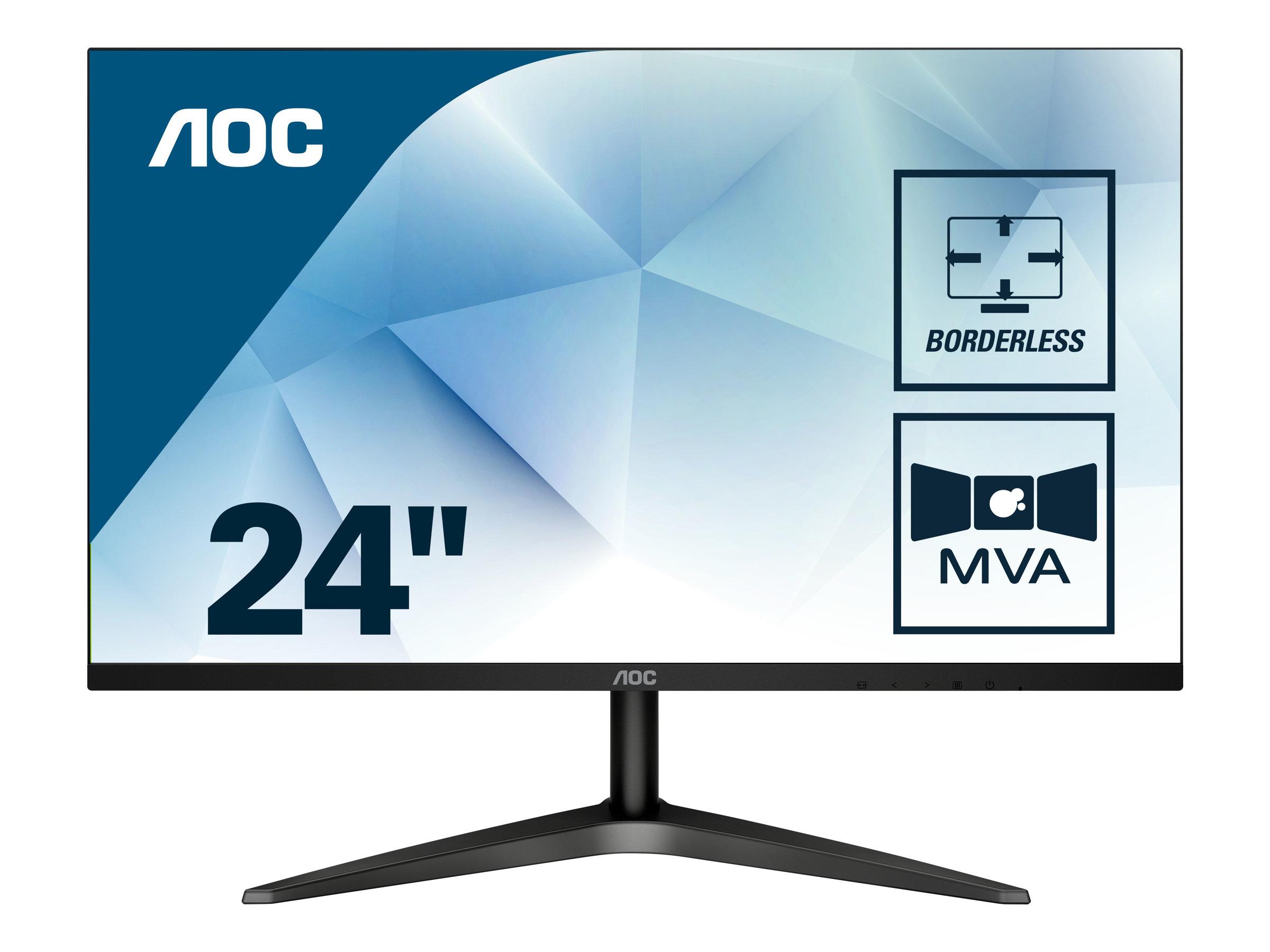 AOC 24B1H - LED-Monitor - 59.9 cm (23.6