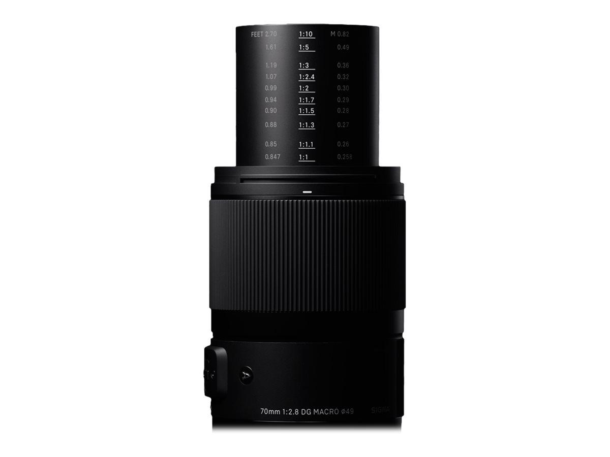 Sigma Art - Objektiv - 70 mm - 70 mm - f/2.8 DG Macro - Canon EF