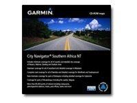 Garmin City Navigator Southern Africa NT - Karten