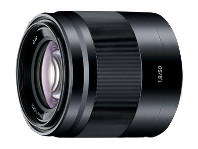 Sony SEL50F18 - Objektiv - 50 mm - f/1.8 - Sony E-mount