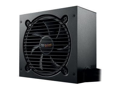 be quiet! Pure Power 11 - Stromversorgung (intern) - ATX12V 2.4/ EPS12V 2.92 - 80 PLUS Gold - Wechselstrom 100-240 V - 600 Watt