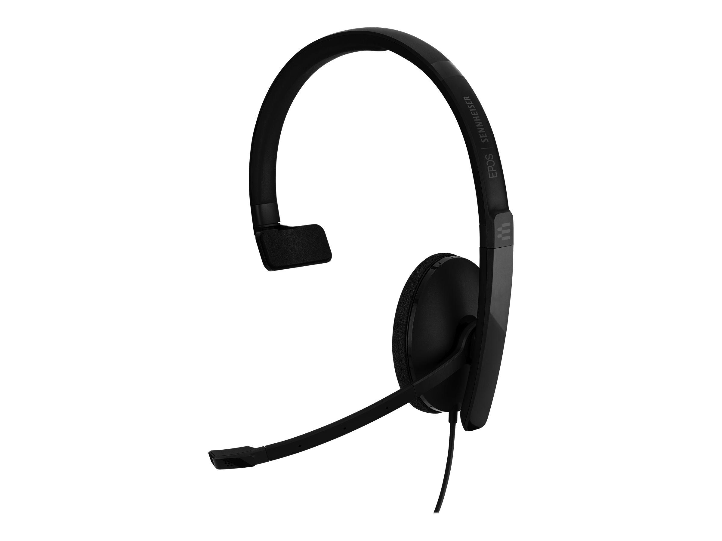 EPOS I SENNHEISER ADAPT 130T USB II - ADAPT 100 Series - Headset - On-Ear - kabelgebunden - USB-A