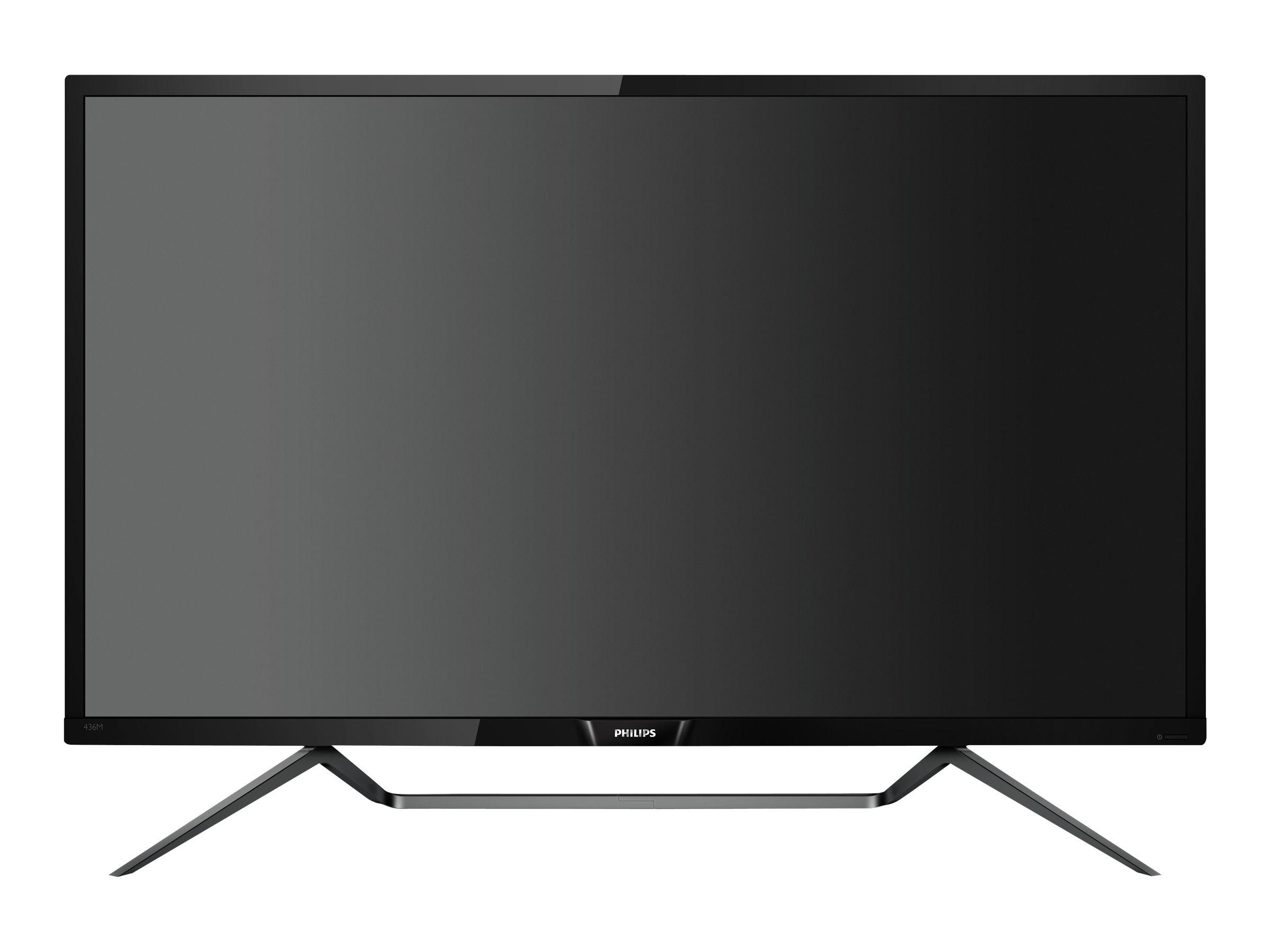Philips Momentum 436M6VBPAB - LED-Monitor - 109.2 cm (43