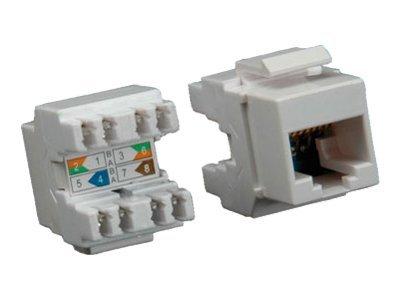 Roline - Modulare Eingabe - Hellgrau - 1 Anschluss