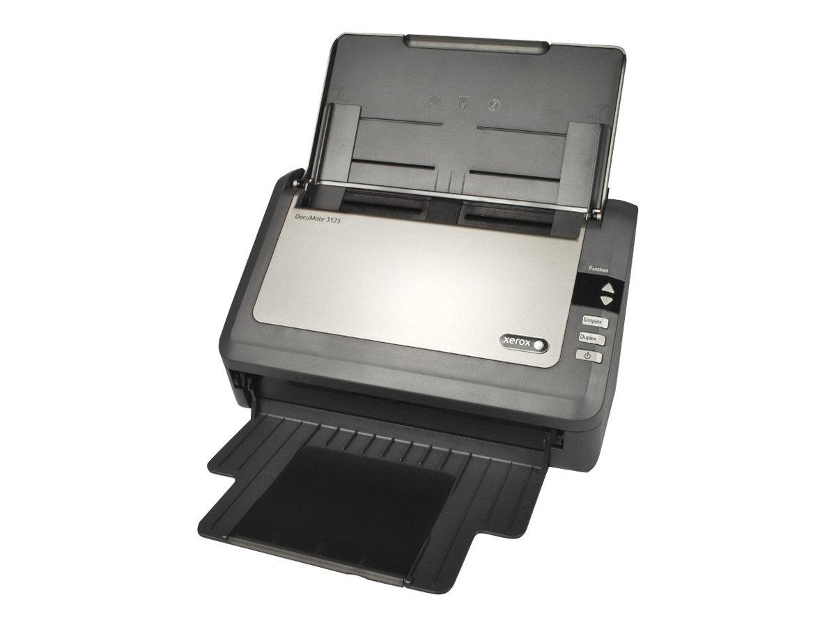 Xerox DocuMate 3125 - Dokumentenscanner - Duplex - 216 x 965 mm - 600 dpi - automatischer Dokumenteneinzug (50 Blätter)