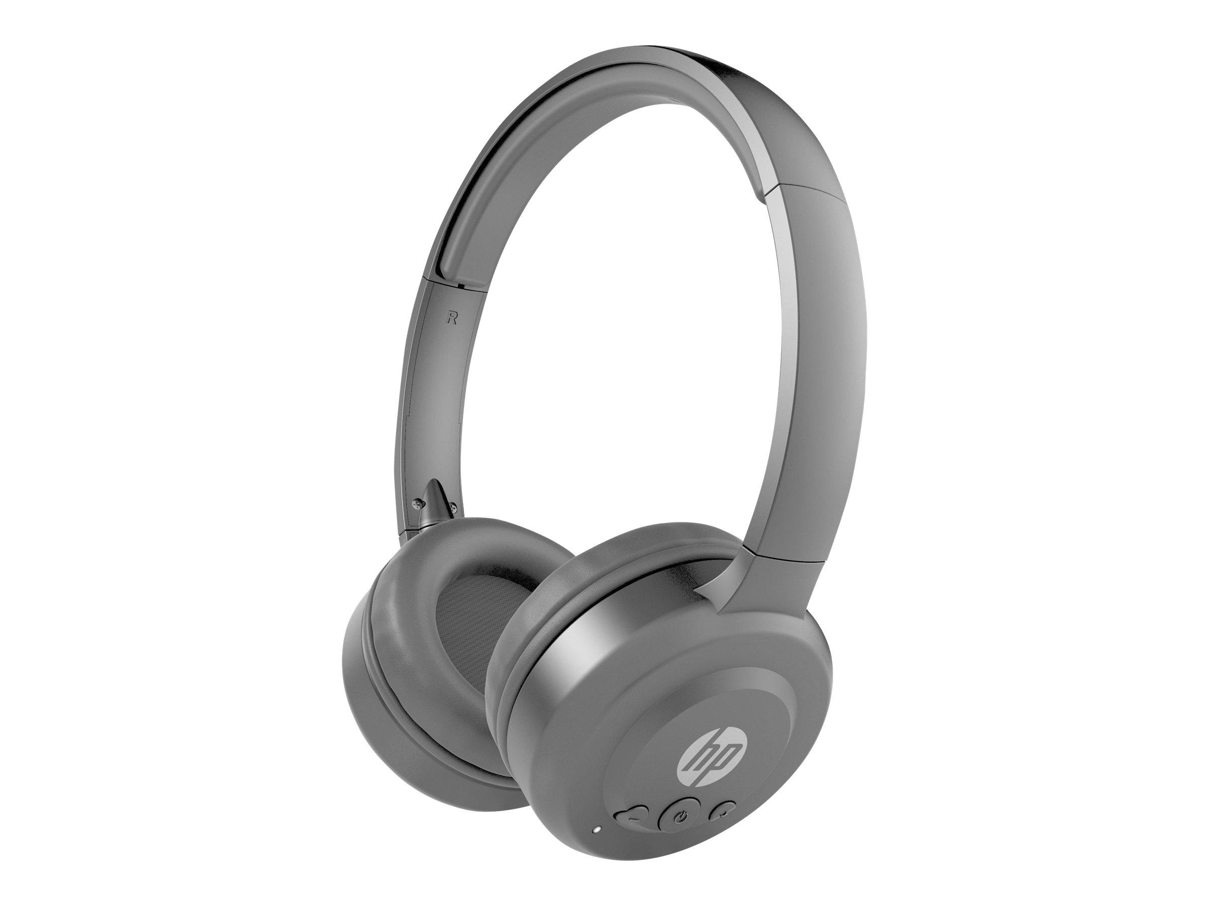 HP Pavilion Headset 600 - Headset - Full-Size - Bluetooth - kabellos - 3,5 mm Stecker