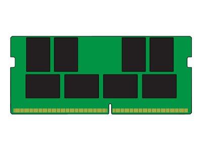 Kingston ValueRAM - DDR4 - 16 GB - SO DIMM 260-PIN - 2400 MHz / PC4-19200 - CL17