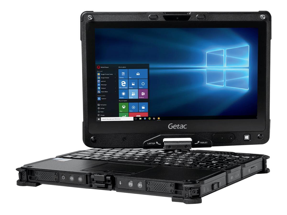 Getac V110 G4 - Konvertierbar - Core i5 7200U / 2.5 GHz - Win 10 Pro 64-Bit - 8 GB RAM - 512 GB SSD