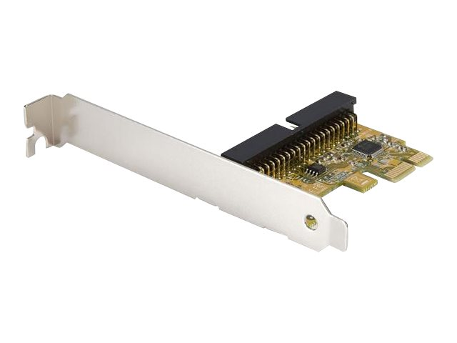 StarTech.com PCI Express IDE Controller Schnittstellenkarte - PCIe IDE Adapterkarte - Speicher-Controller - ATA - 133 MBps - PCI