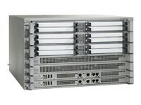 Cisco ASR 1006 HA Bundle - Router - an Rack montierbar - mit 2 x Cisco ASR 1000 Series Embedded Services Processor, 10 Gbit/s /2