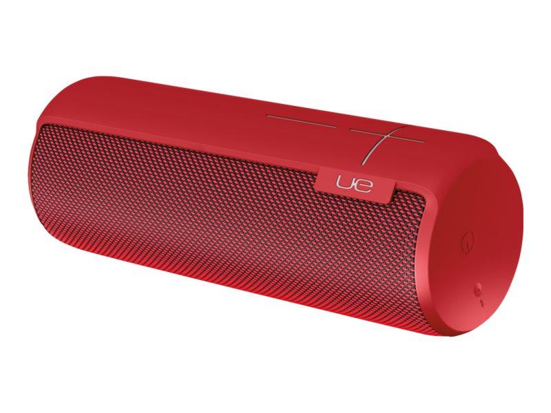 Ultimate Ears MEGABOOM - Lautsprecher - tragbar - kabellos - Bluetooth, NFC - Lava Red