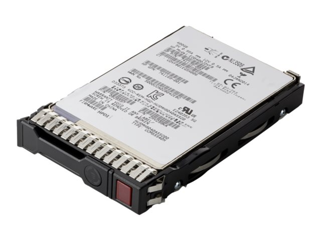 HPE Write Intensive - Solid-State-Disk - 800 GB - Hot-Swap - 2.5