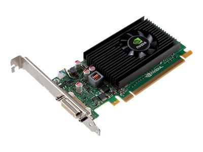 NVIDIA NVS 315 - Grafikkarten - Quadro NVS 315 - 1 GB DDR3 - PCIe 2.0 x16 Low-Profile - DMS-59