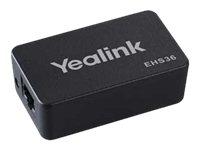 Yealink EHS36 - Adapter für drahtloses Headset - für Tiptel IP 284, IP 286, IP 386