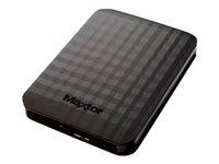 Maxtor M3 STSHX-M401TCBM - Festplatte - 4 TB - extern (tragbar) - USB 3.0 - Schwarz
