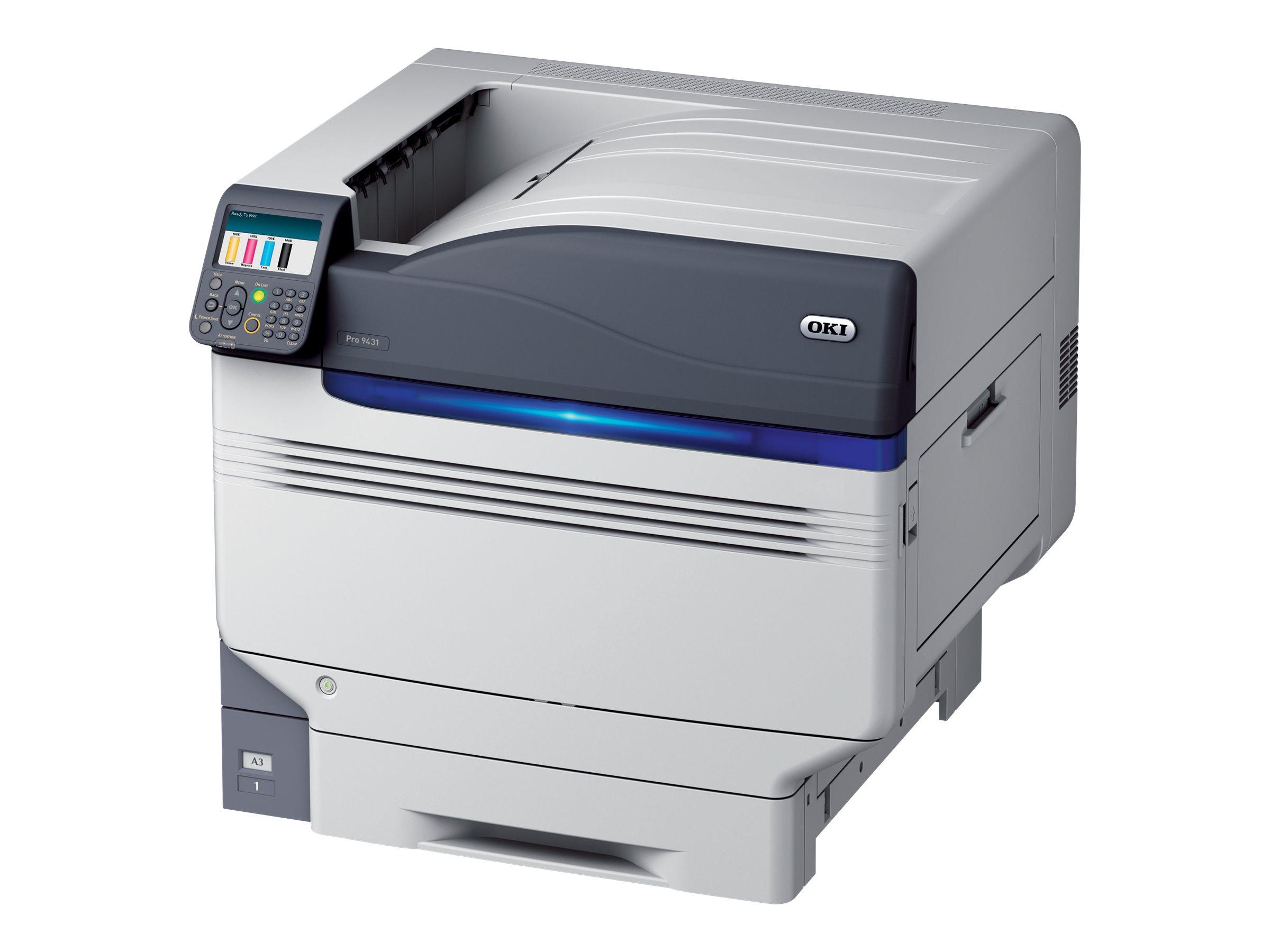 OKI PRO9431dn - Drucker - Farbe - Duplex - LED - A3