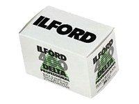 Ilford Delta 400 Professional - Schwarz-Weiss-Negativfilm - 135 (35 mm) - ISO 400 - 36 Belichtungen