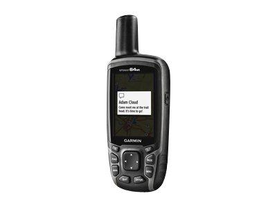Garmin GPSMAP 64st - GPS-/GLONASS-Navigationssystem - Wandern 2.6 Zoll