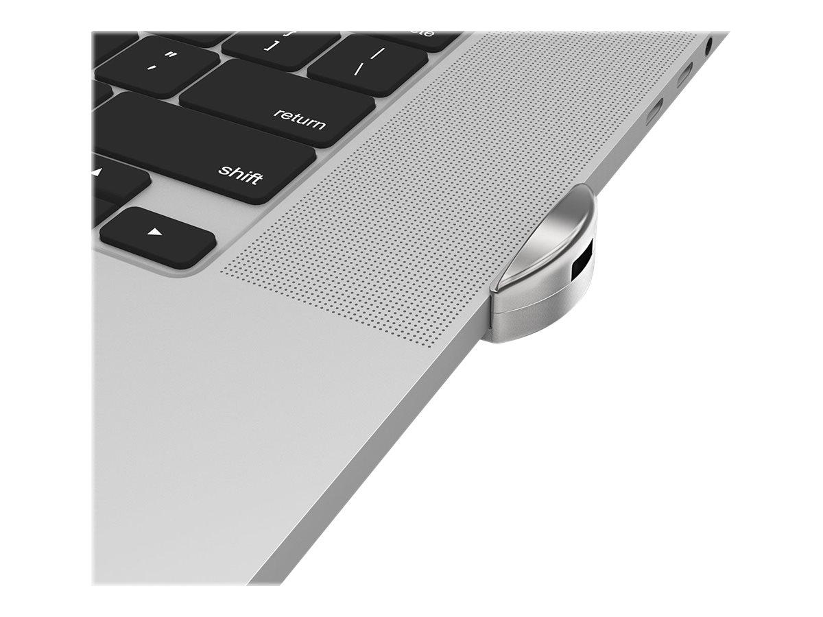 Compulocks Ledge MacBook Pro 16-inch Cable Lock Adapter - Sicherheitsschlossadapter - für Apple MacBook Pro (16 Zoll)
