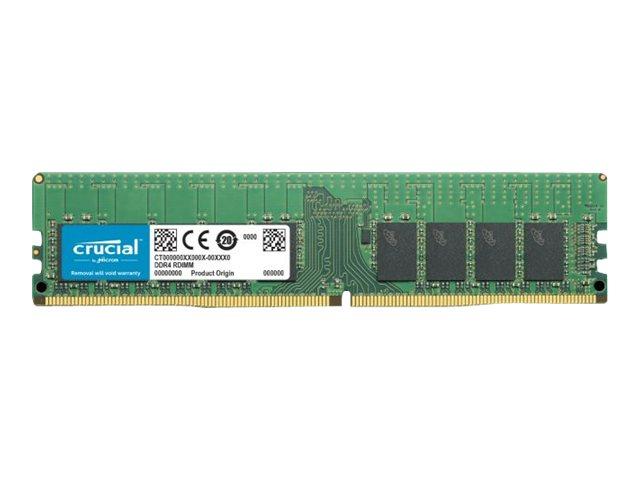 Crucial - DDR4 - Modul - 16 GB - DIMM 288-PIN - 2933 MHz / PC4-23400