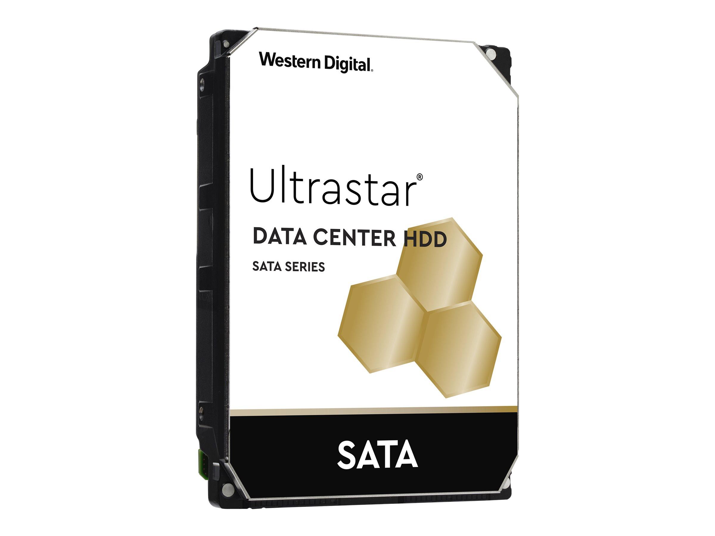 WD Ultrastar DC HA210 HUS722T2TALA604 - Festplatte - 2 TB - intern - 3.5