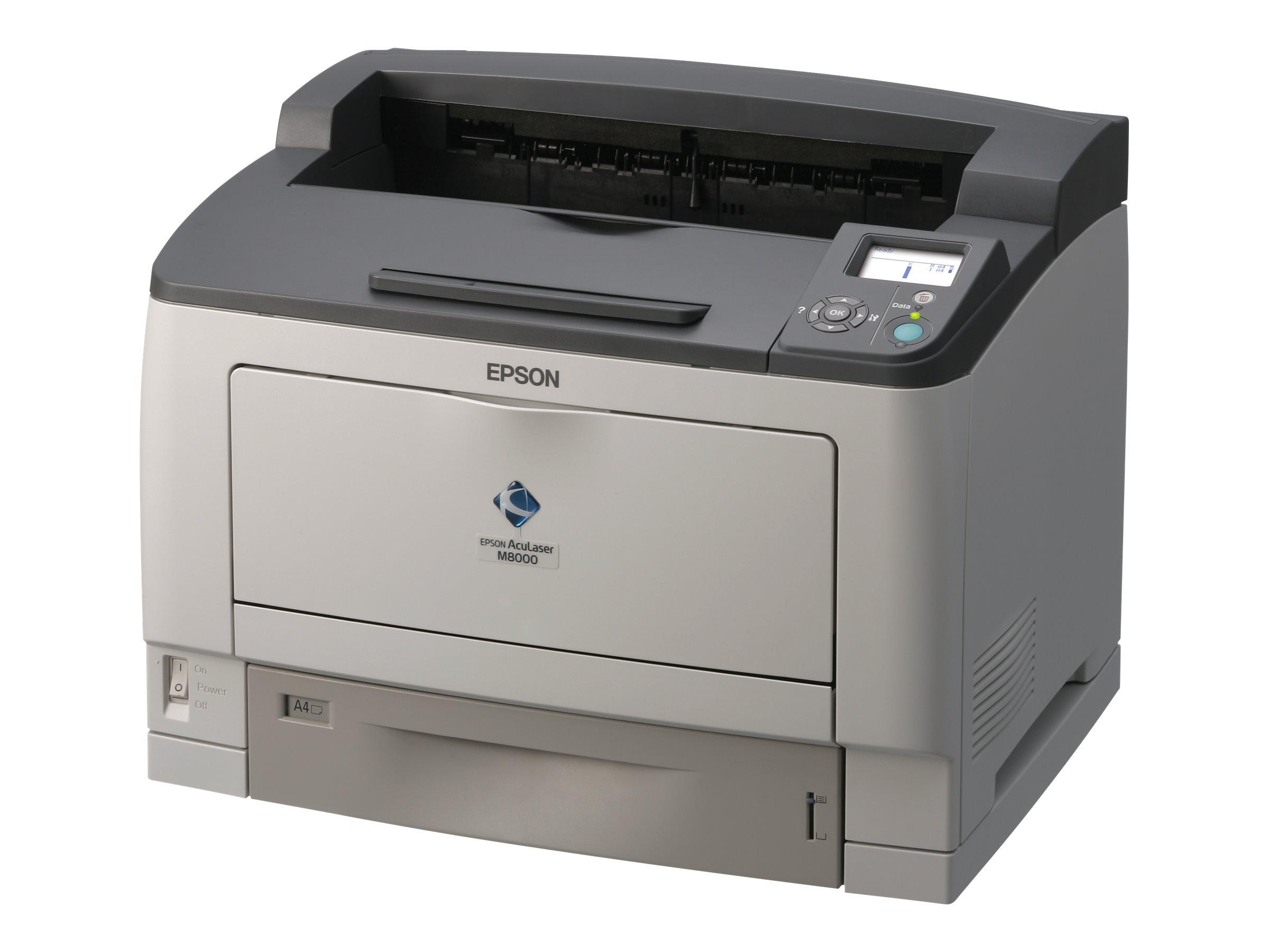 Epson AcuLaser M8000DN - Drucker - monochrom - Duplex - Laser - A3