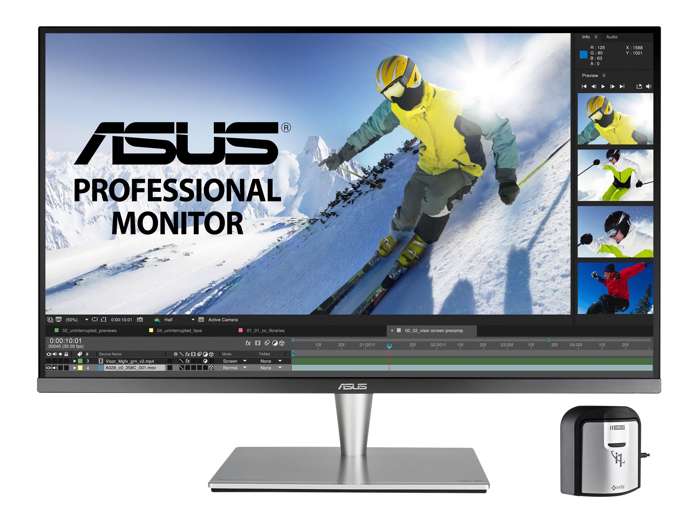 ASUS ProArt PA32UC-K - LED-Monitor - 81.28 cm (32