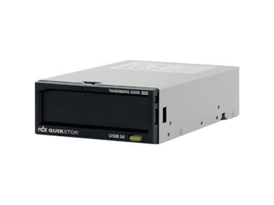 Tandberg RDX QuikStor - Laufwerk - RDX - Serial ATA - intern - 3.5