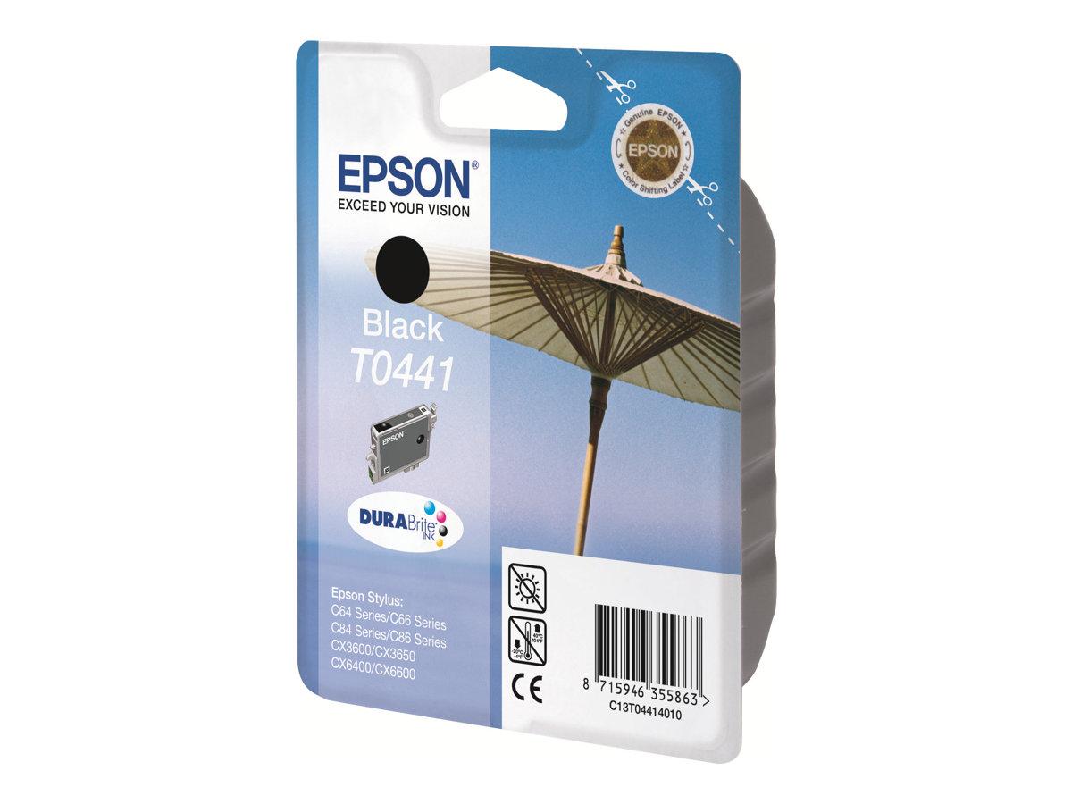 Epson T0441 - 13 ml - Schwarz - Original - Blisterverpackung - Tintenpatrone