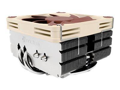Noctua NH-L9X65 - Prozessor-Luftkühler - (für: AM4) - Aluminium mit nickelbeschichteter Kupferbasis - 92 mm