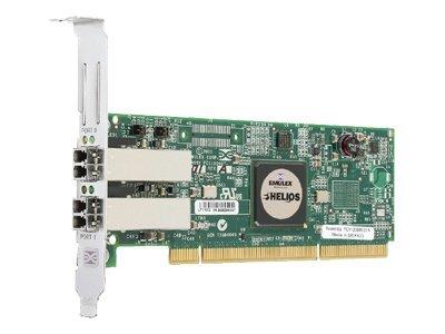 Emulex LightPulse LP11002-M4 - Hostbus-Adapter - PCI-X - 4Gb Fibre Channel x 2