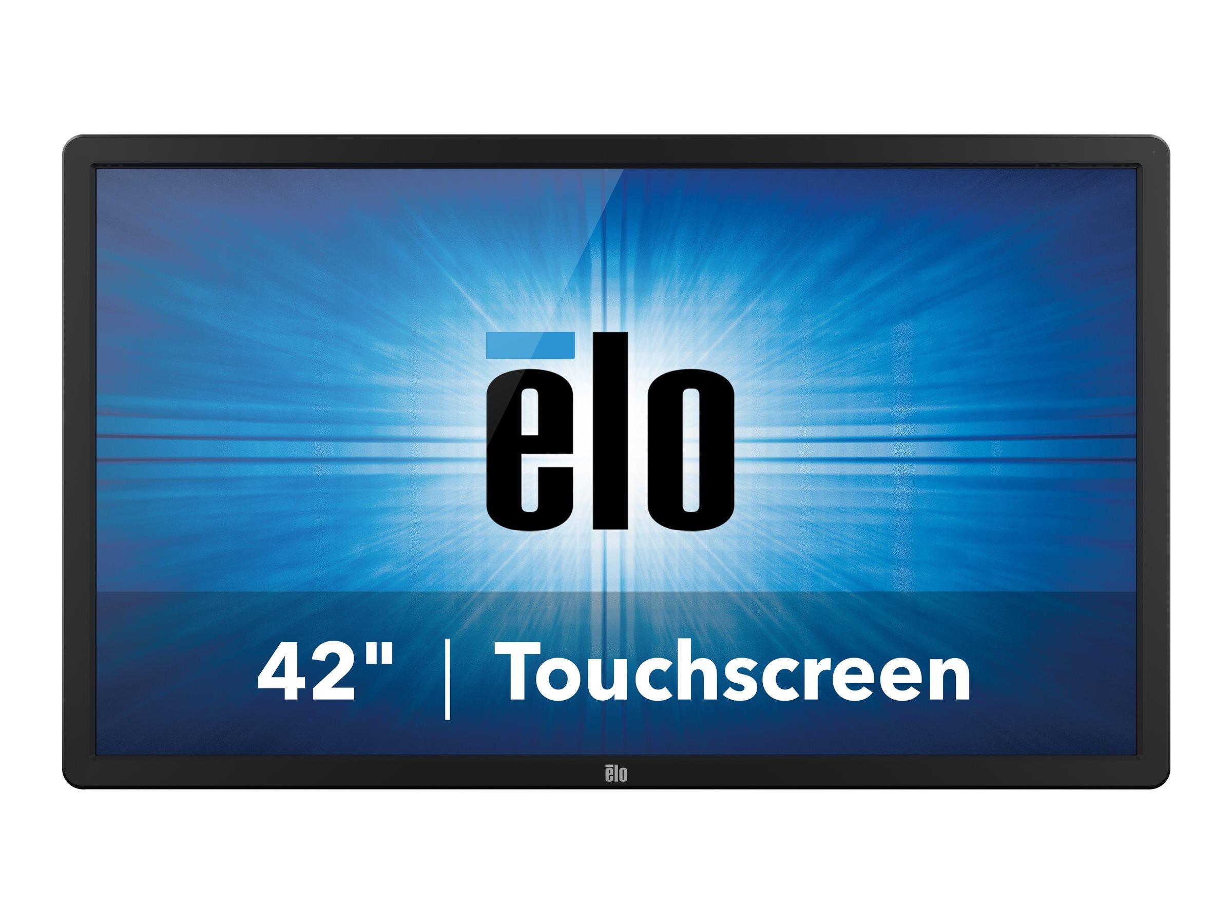 Elo Interactive Digital Signage Display 4202L Infrared - 106.7 cm (42