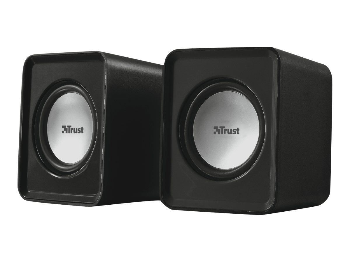 Trust Leto 2.0 Speaker Set - Lautsprecher - für PC - 3 Watt (Gesamt)