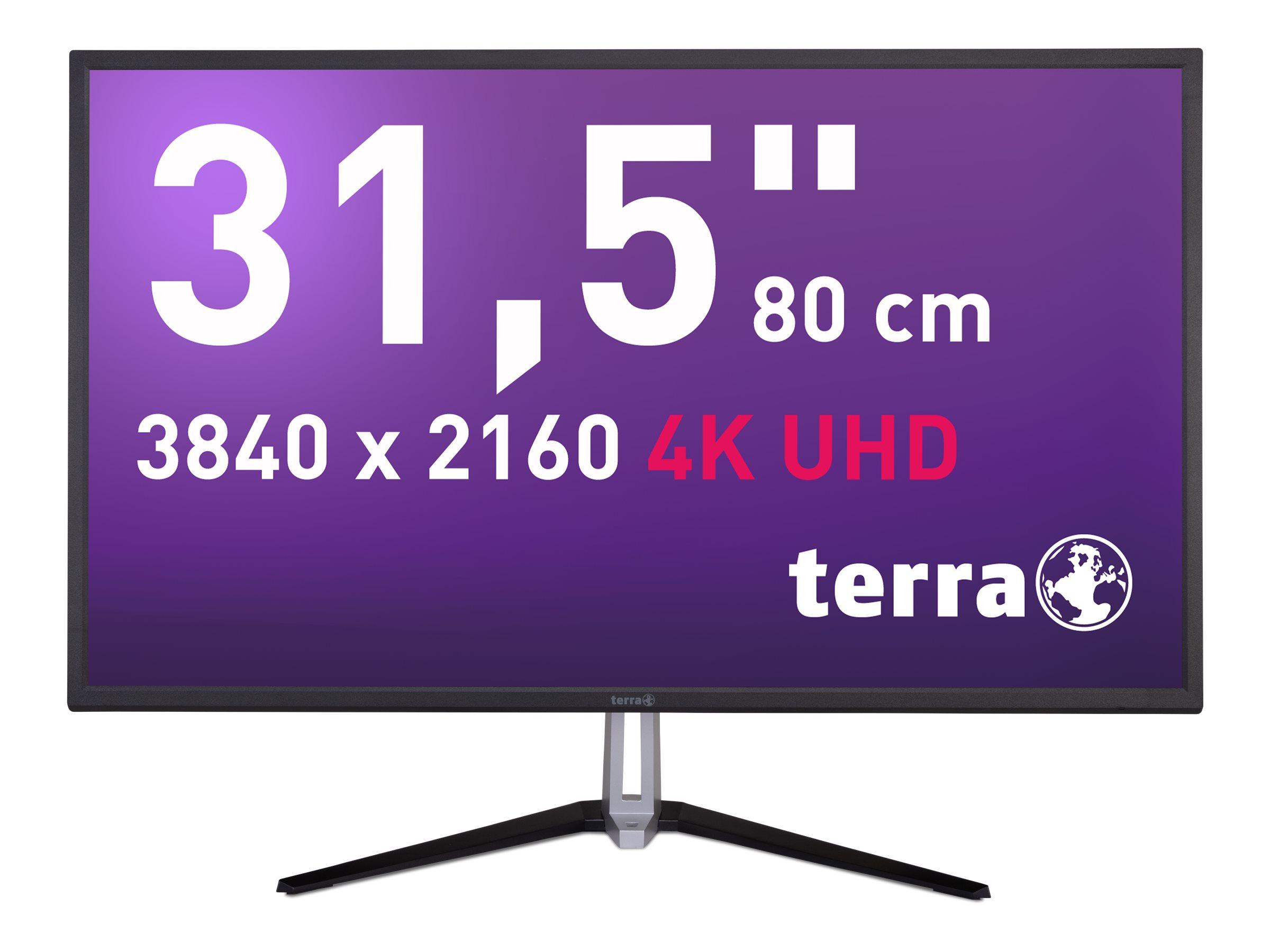 Wortmann TERRA LED 3290W - LED-Monitor - 80 cm (31.5