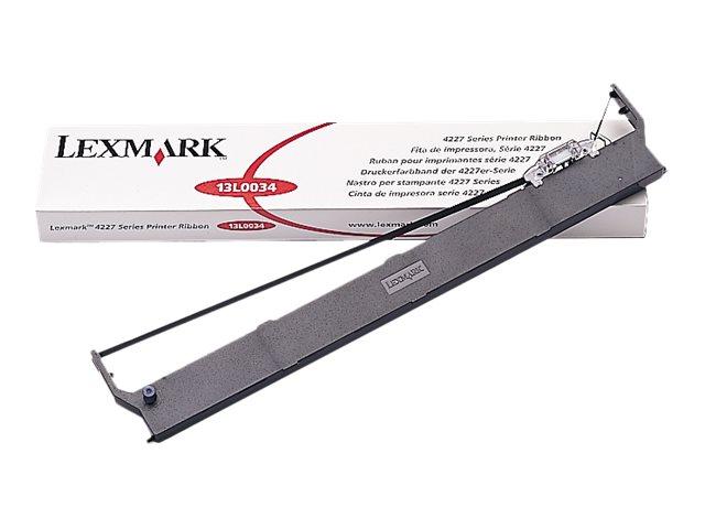 Lexmark - Schwarz - Farbband - für Forms Printer 4227, 4227 plus