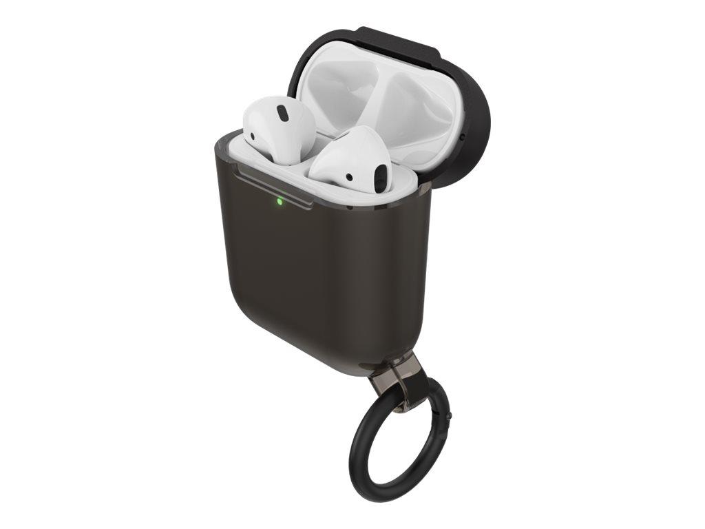 OtterBox Ispra Series - Tasche für kabellose Kopfhörer - Polycarbonat, Zinklegierung, thermoplastischer Elastomer (TPE) - Black
