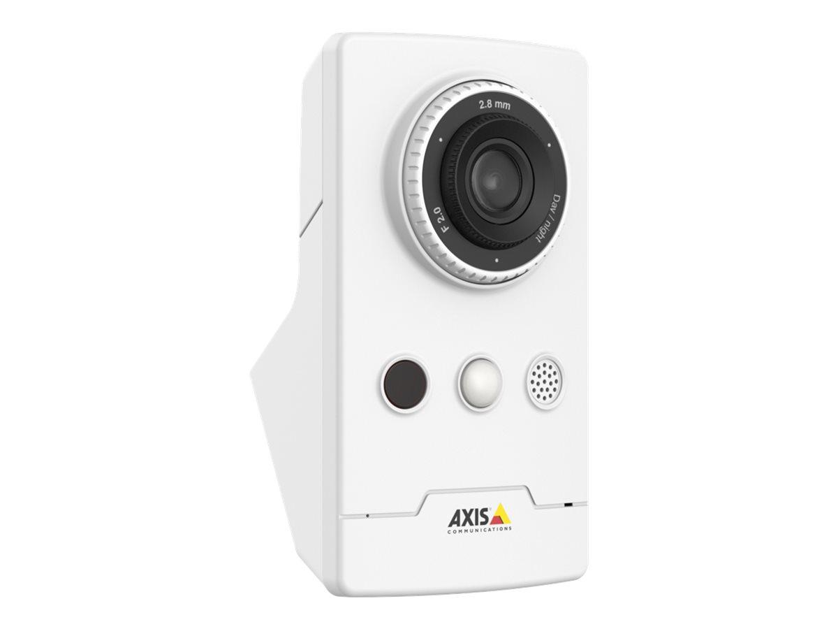 AXIS M1065-L - Netzwerk-Überwachungskamera - Farbe (Tag&Nacht) - 1920 x 1080 - 1080p - M12-Anschluss