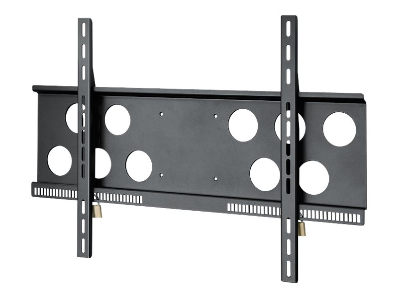 HAGOR PLW 75 - Befestigungskit (Universalmontage) für LCD-Display - Schwarz - Bildschirmgrösse: 106.7-127 cm (42