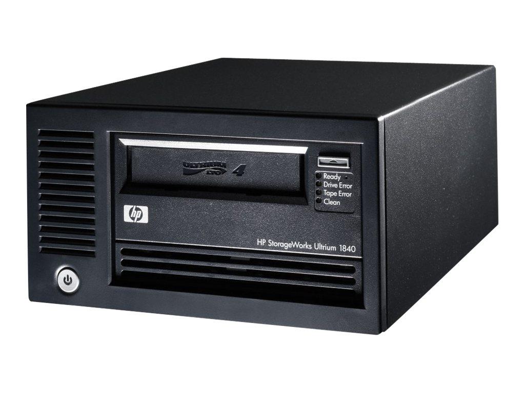 HPE StorageWorks Ultrium 1840 - Bandlaufwerk - LTO Ultrium (800 GB / 1.6 TB) - Ultrium 4 - SAS - extern