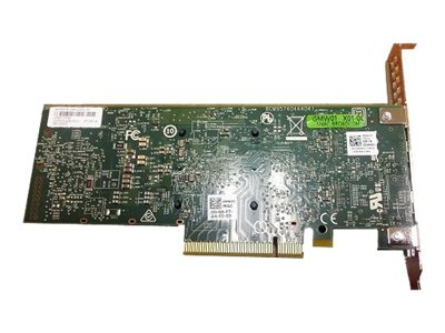 Broadcom 57416 - Netzwerkadapter - PCIe - 10Gb Ethernet x 2 - für PowerEdge R440, R540, R640, R740, R740xd, R7415, R7425, R940,