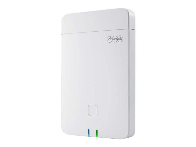 Auerswald COMfortel WS-500S - VoIP-Telefonadapter - DECT