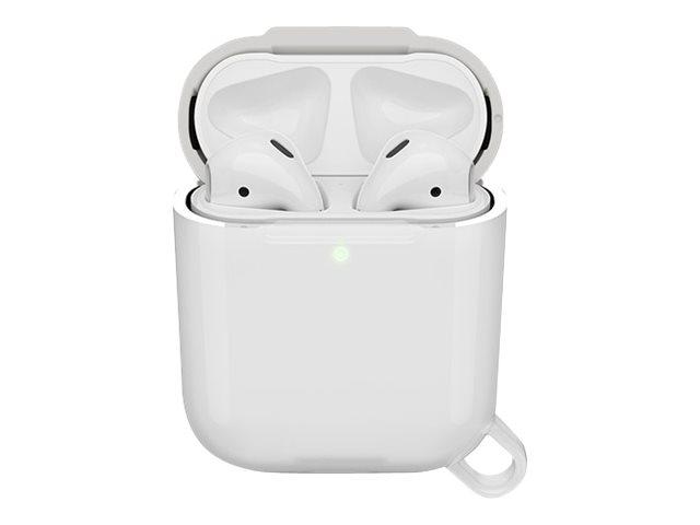 OtterBox Ispra Series - Tasche für kabellose Kopfhörer - Polycarbonat, Zinklegierung, thermoplastischer Elastomer (TPE) - Moon C