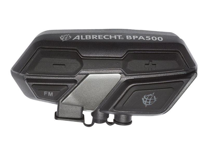Albrecht BPA 500 - Headset - am Helm angebracht - Bluetooth - kabellos