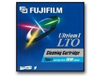 FUJIFILM - LTO Ultrium - Schwarz - Reinigungskassette
