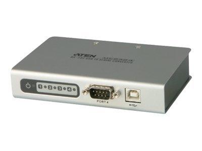 ATEN UC2324 - Serieller Adapter - USB - RS-232 x 4