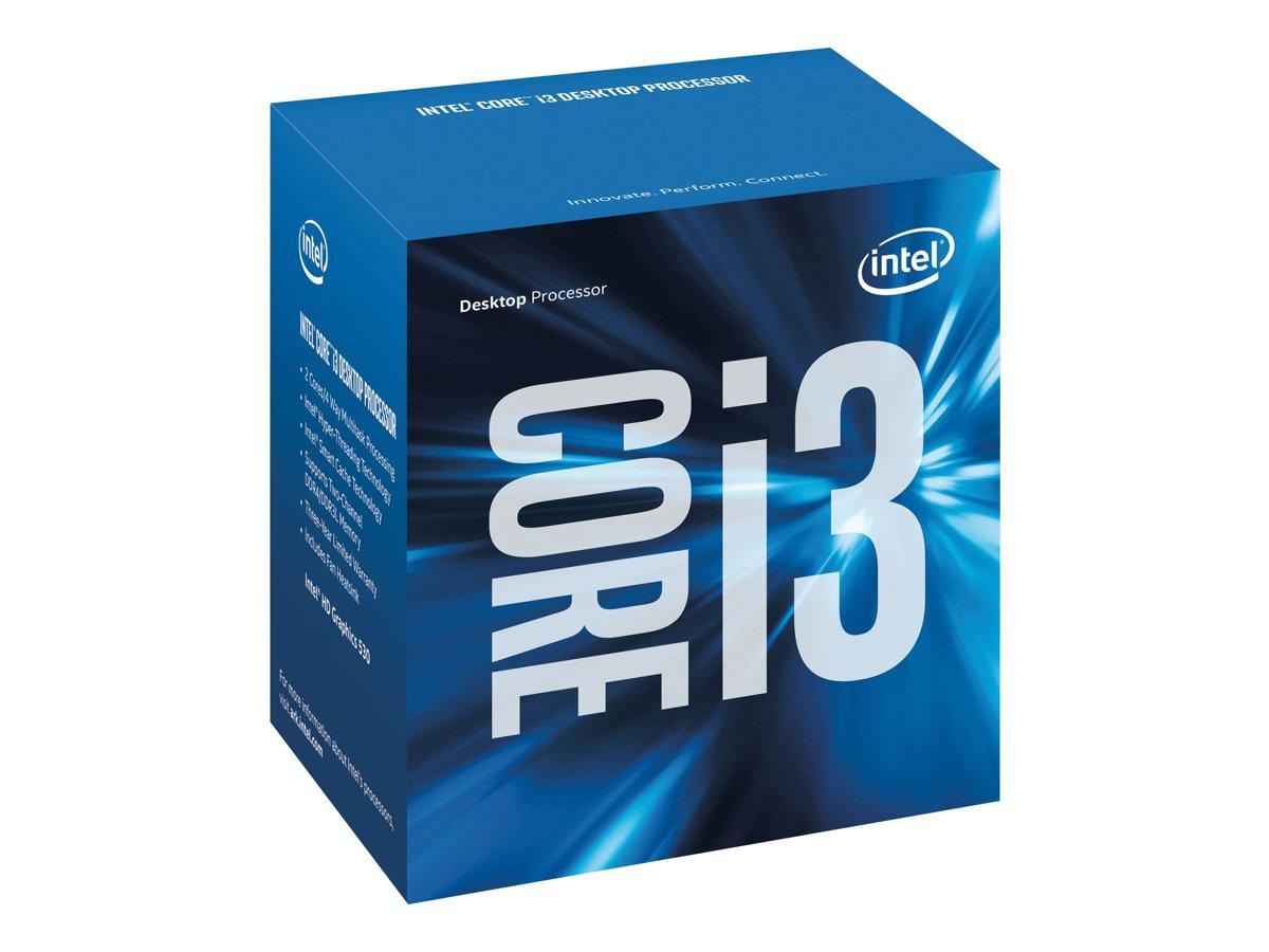Intel Core i3 7100 - 3.9 GHz - 2 Kerne - 4 Threads - 3 MB Cache-Speicher - LGA1151 Socket