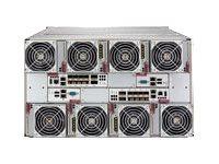 Supermicro MicroBlade MBE-628E-420D - Rack - einbaufähig - 6U - bis zu 28 Blades - Stromversorgung Hot-Plug