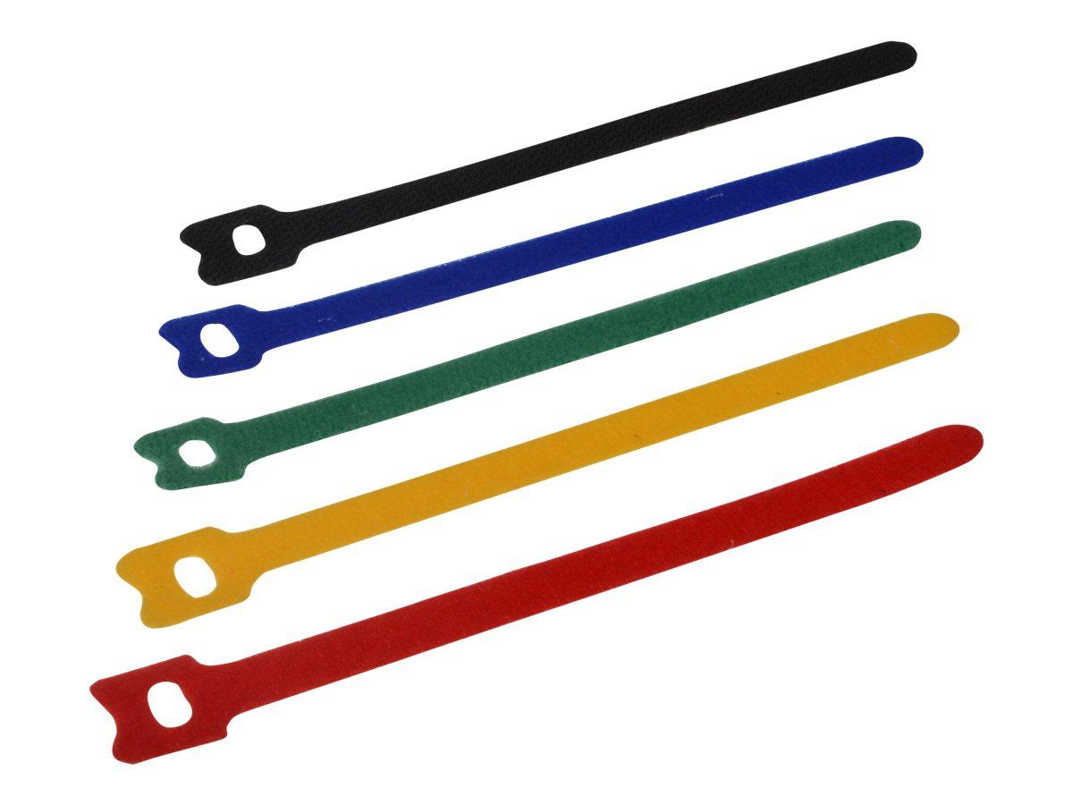 ASSMANN - Kabelbinder - 15 cm - Mix (Packung mit 50)