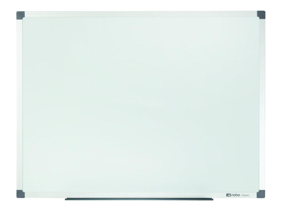 Nobo Classic - Whiteboard - geeignet für Wandmontage - 900 x 600 mm - Lackierter Stahl - magnetisch