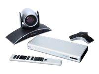 Polycom RealPresence Group 500-720p Media Center 2RT65 - Kit für Videokonferenzen - 65 Zoll - mit EagleEye IV-12x camera